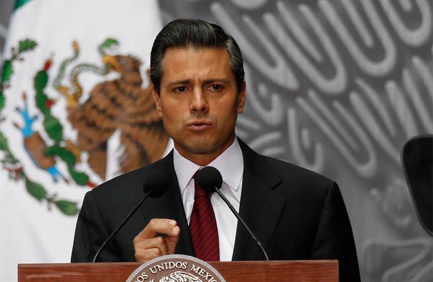 """Enrique Peña Nieto se la """"juega con la Selección Nacional"""""""