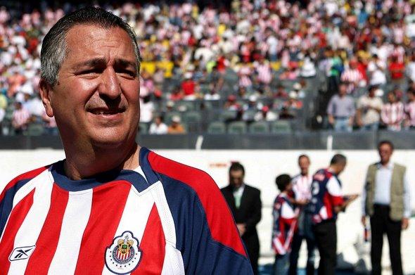 Jorge Vergara es acusado de racismo en Estados Unidos