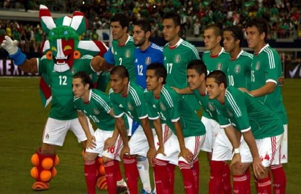 UEFA apunta a México como posible invitado rumbo a la Euro 2020